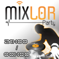MixLor Party émission