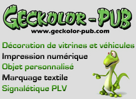 Geckolor pub mini slider